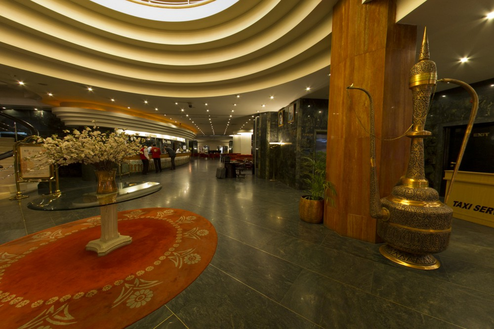 Shiraz's Pars International Hotel