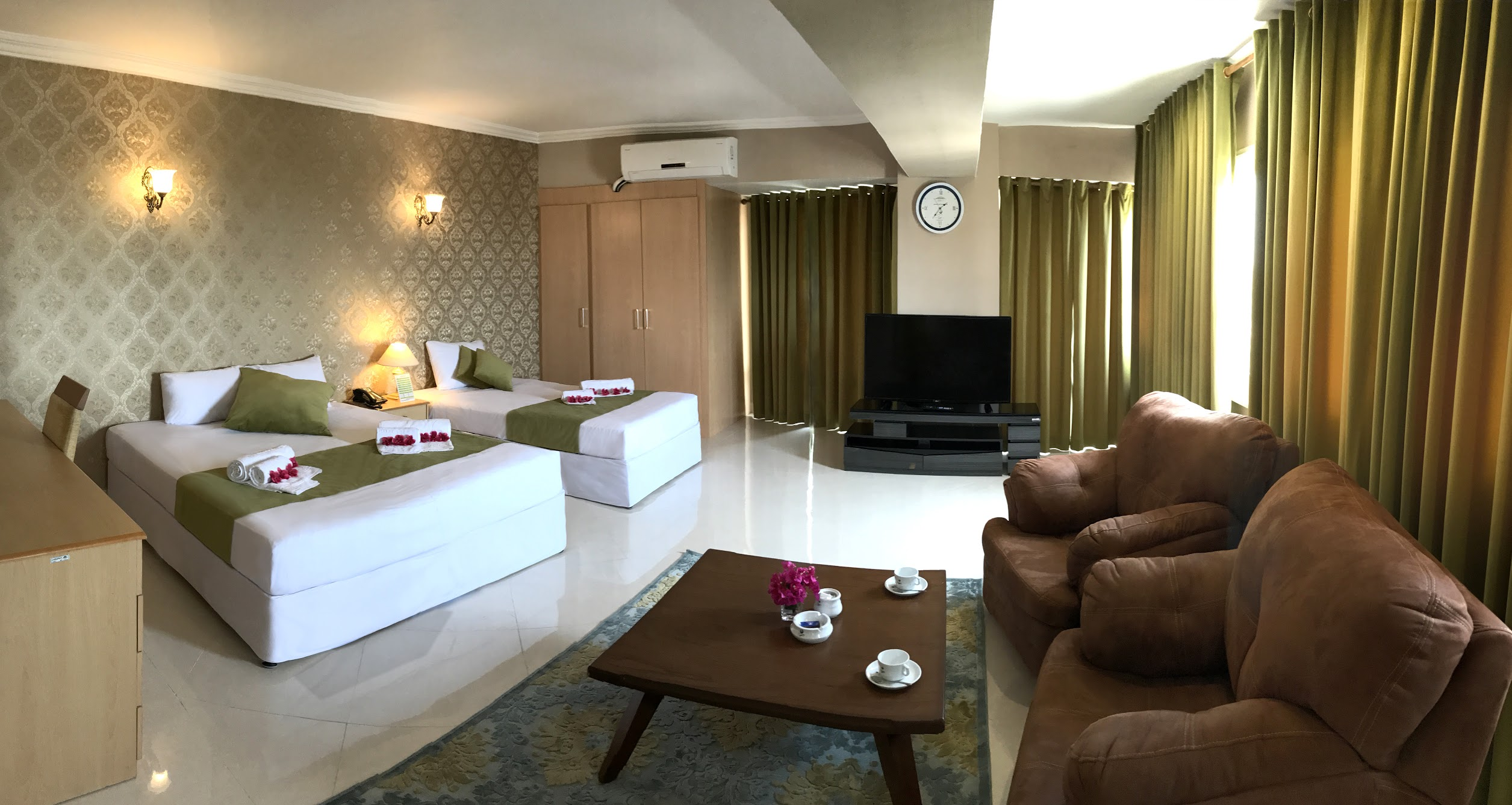 Royal Triple Suite for Manager (VIP)